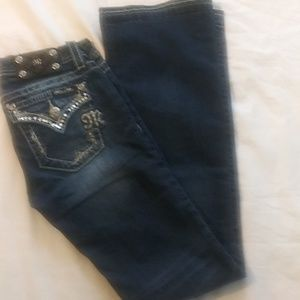 Miss Me (girls) Bootcut Jeans